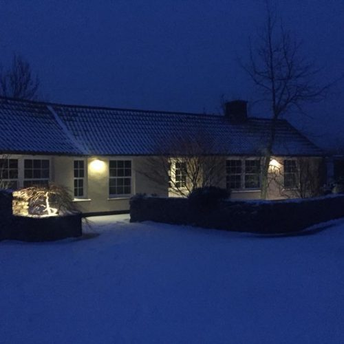 """Kaamos"" Iwood Manor Lodge"